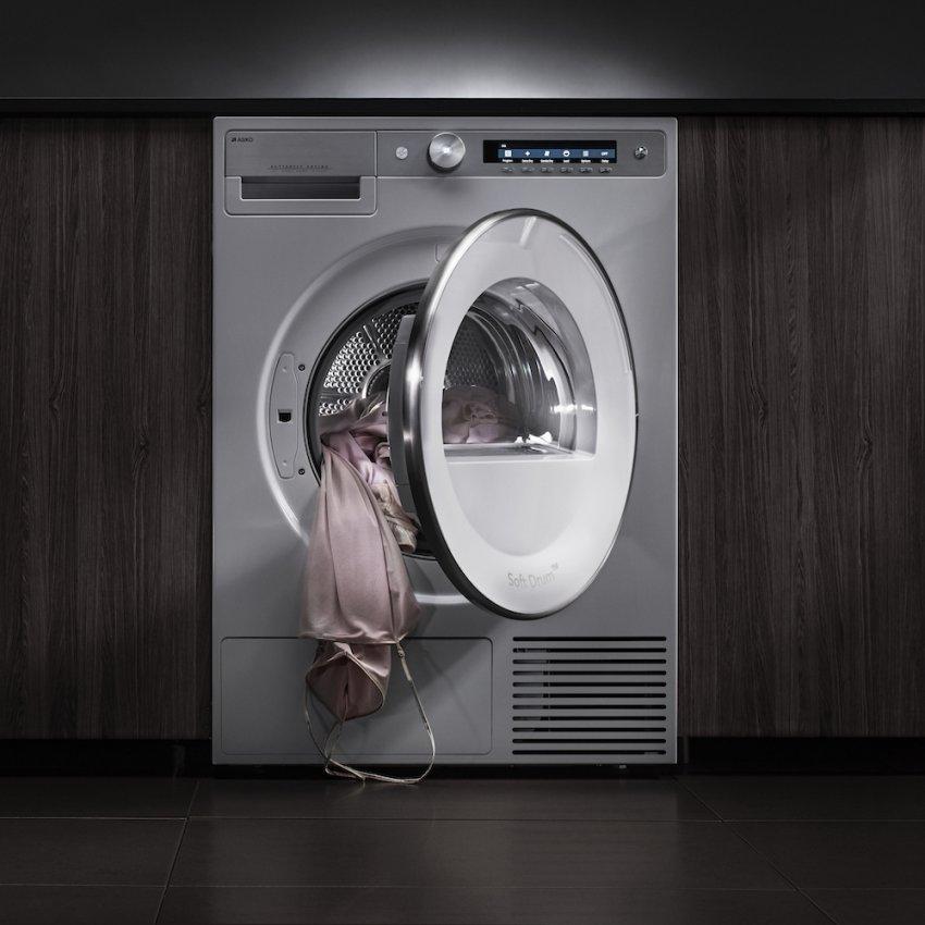 Tot € 125,- kassakorting op Asko Logic wasmachine en droger