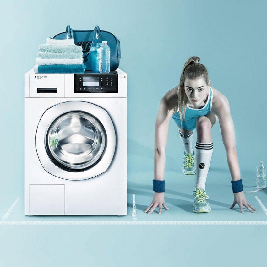 Tot € 200,- kassakorting op Schulthess wasmachine en droger