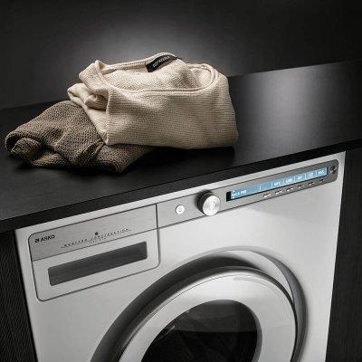 Nieuwe Asko wasmachines: Classic, Logic en Style serie
