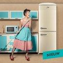 Nieuwe collectie retro koelkasten van Etna