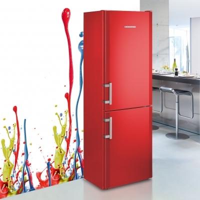 Liebherr ColourLine: De kleurrijke serie koelkasten