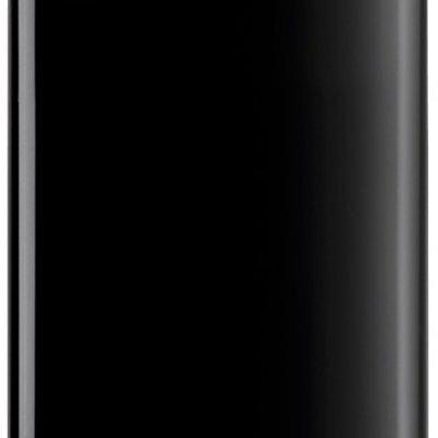 Etna KVV754ZWA Zwarte retro koelkast