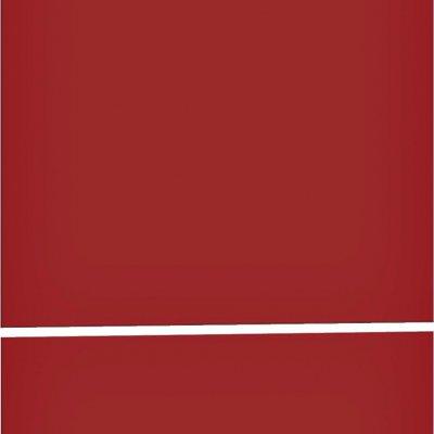 Bosch KSZ1BVR00 Rood Vario-Style deurpaneel