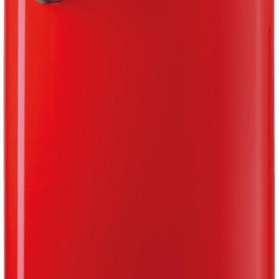 Etna KVV754ROO Rode Retro koelkast