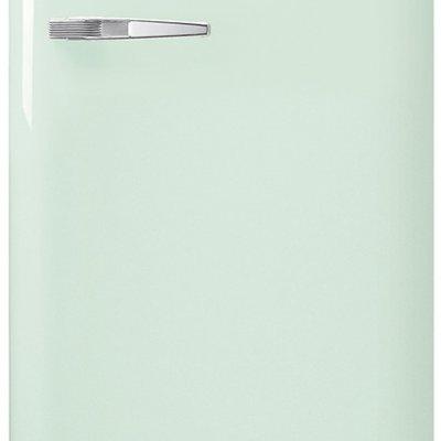 Smeg FAB28RPG3 Watergroen retro koelkast