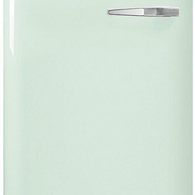 Smeg FAB28LPG3 Watergroen retro koelkast