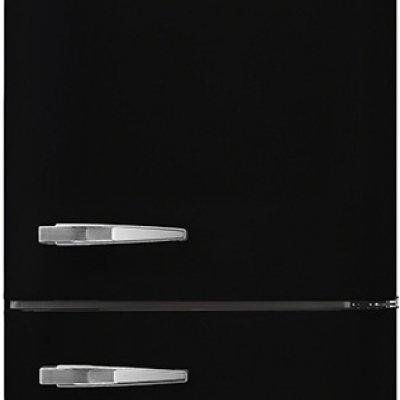 Smeg FAB32RBL3 Zwart retro koel-vriescombinatie