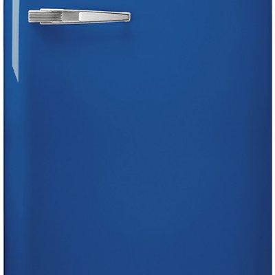 Smeg FAB28RBE3 Blauw retro koelkast