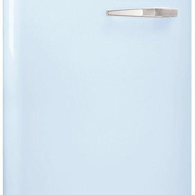 Smeg FAB28LPB3 Pastelblauw retro koelkast