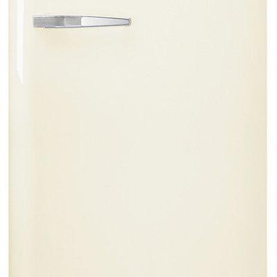 Smeg FAB28RCR3 Creme retro koelkast