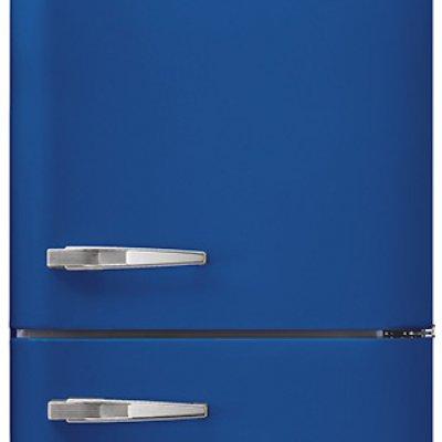 Smeg FAB32RBE3 Blauw retro koel-vriescombinatie