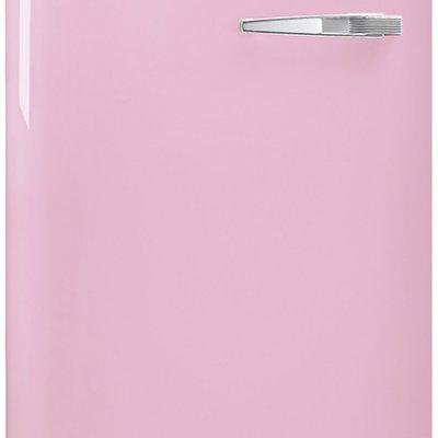 Smeg FAB28LPK3 Roze retro koelkast