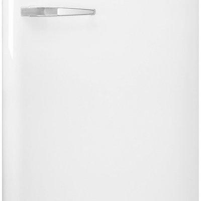 Smeg FAB28RWH3 Wit retro koelkast