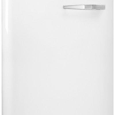 Smeg FAB28LWH3 Wit retro koelkast