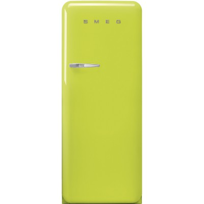 Smeg FAB28RLI3 Limoengroen retro koelkast