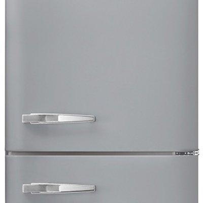 Smeg FAB32RSV3 Zilver retro koel-vriescombinatie