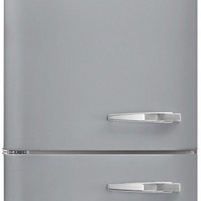 Smeg FAB32LSV3 Zilver retro koel-vriescombinatie