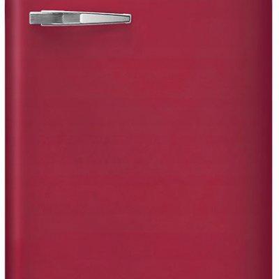 Smeg FAB28RDRB3 Rubyred retro koelkast