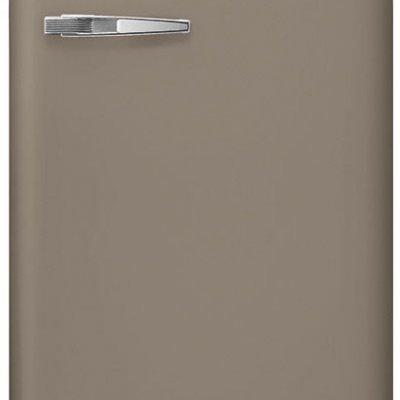 Smeg FAB28RDTP3 Taupe retro koelkast