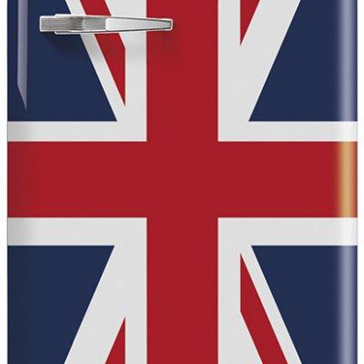 Smeg FAB28RDUJ3 Union Jack retro koelkast