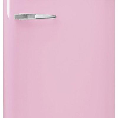 Smeg FAB30RPK3 Roze retro koel-vriescombinatie
