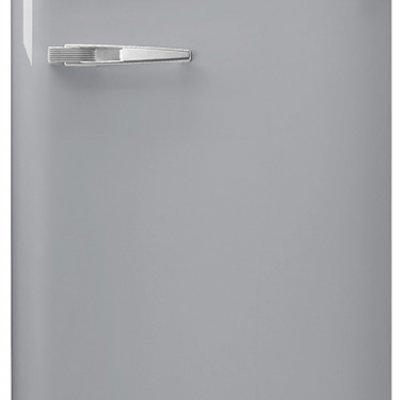 Smeg FAB30RSV3 Zilver retro koel-vriescombinatie