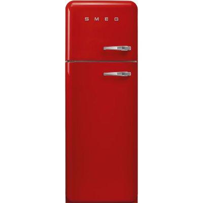 Smeg FAB30LRD3 Rood retro koel-vriescombinatie