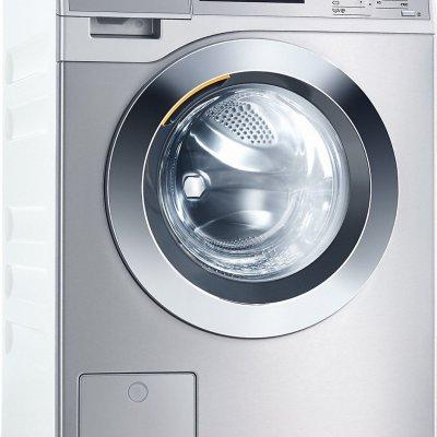 Miele Professional PWM507 DP RVS wasmachine