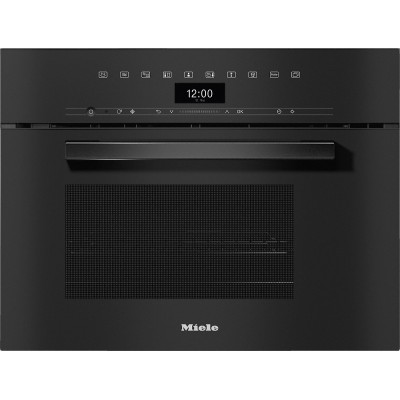 Miele DGM7440OBSW stoomoven met magnetron