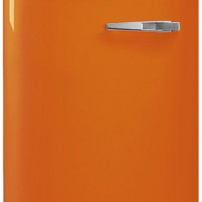 Smeg FAB30LOR3 Oranje retro koel-vriescombinatie