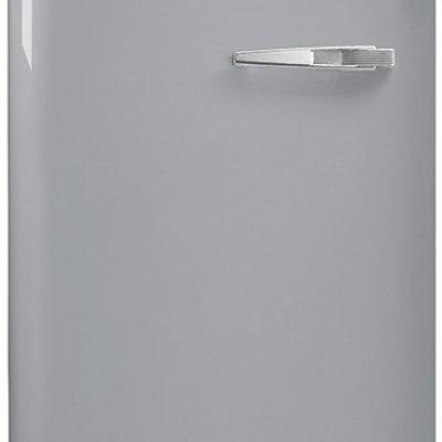 Smeg FAB30LSV3 Zilver retro koel-vriescombinatie