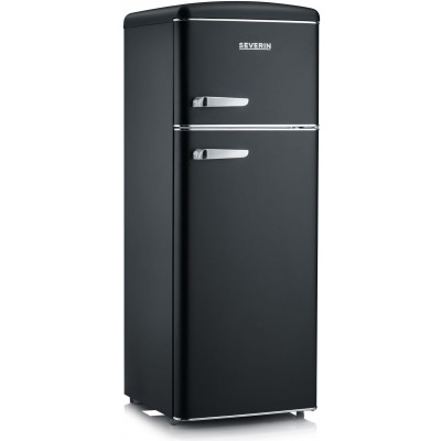 Severin RKG8932 Zwart Retro koelkast