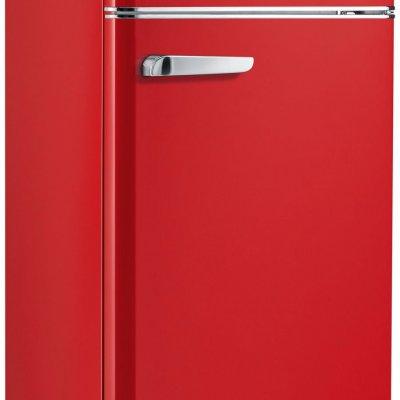 Severin RKG8930 Rood Retro koelkast