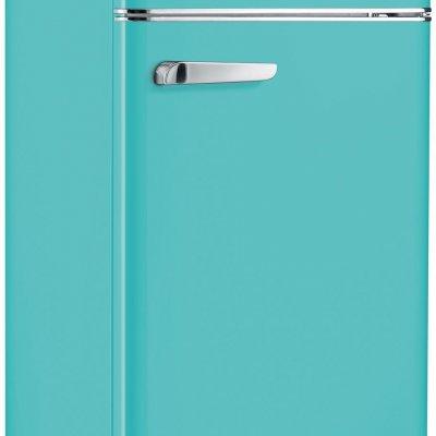 Severin RKG8934 Turquoise Retro koelkast