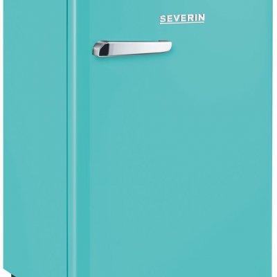 Severin RKS8834 Turquoise retro koelkast