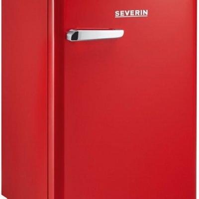 Severin RKS8830 Rood retro koelkast